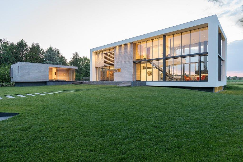 Sagaponack Project, Work by Westhampton Architectural Glass